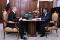 Губернатор Астраханской области рассказал Путину о развитии медицинского туризма в регионе