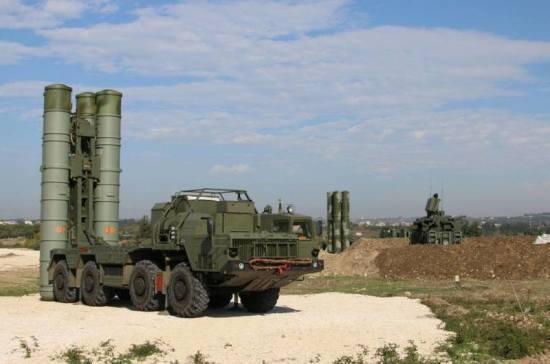 Россия начала поставлять С-400 Китаю