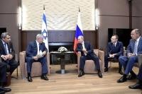 Нетаньяху предупредил Путина об иранской угрозе на Ближнем Востоке