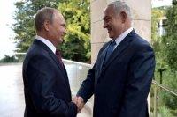 Нетаньяху заявил, что встречи с Путиным идут на пользу безопасности Израиля