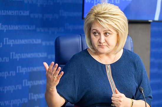 Гумерова рассказала о подготовке конференции по интеллектуальной собственности в Сочи
