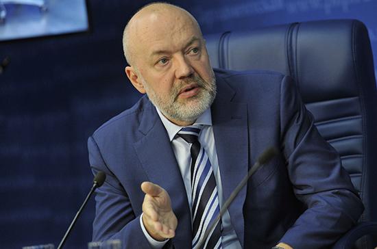 Крашенинников поддержал присутствие членов Общественной палаты в качестве наблюдателей на выборах
