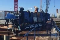 Транспортная безопасность в районе строительства моста в Крым должна быть усилена