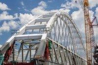 Керченский пролив перекроют с 28 по 31 августа для установки арки Крымского моста
