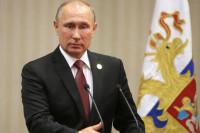 Деятельность Путина одобряют 81% россиян — опрос