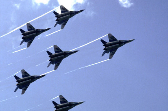 Главком ВКС России пообещал скорый «перелом хребта» террористам в Сирии