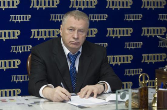 Жириновский предложил переименовать Волгоградский проспект в честь героев Сталинграда
