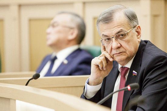 Российский вариант антитеррористической стратегии могут принять на Азиатской парламентской ассамблее — сенатор Жиряков