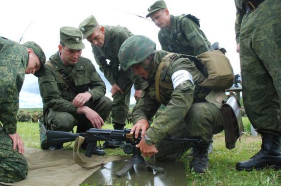 Российско-египетские учения десантников впервые пройдут в России