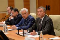 Володин призвал региональные власти эффективнее использовать полномочия