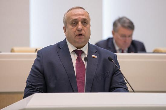 Совбез ООН вправе инициировать расследование «украинского следа» в ракетной программе КНДР, полагает Клинцевич