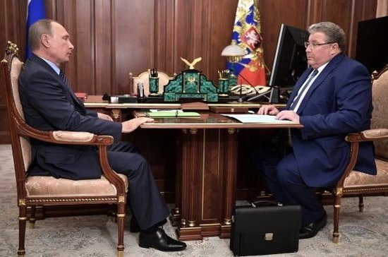 Путин поручил врио главы Мордовии разобраться с жалобами жителей региона