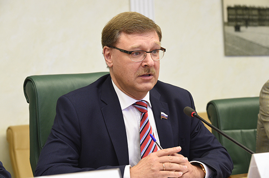 Без признания России «агрессором» Украине не получить траншей от МВФ, уверен Косачев