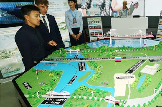 Китай заинтересован в строительных проектах на Дальнем Востоке России