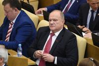Зюганов рассказал, что единый день голосования может быть перенесён на весну