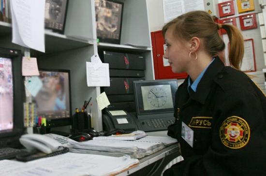 Охранник в школе стал женской профессией