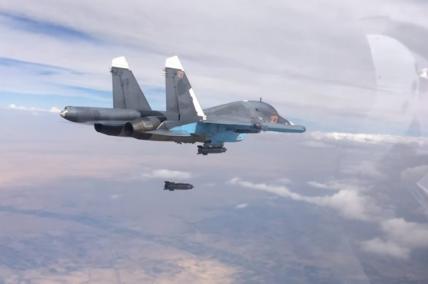 Коалиция США назвала «пустыми» заявления России о борьбе с террористами