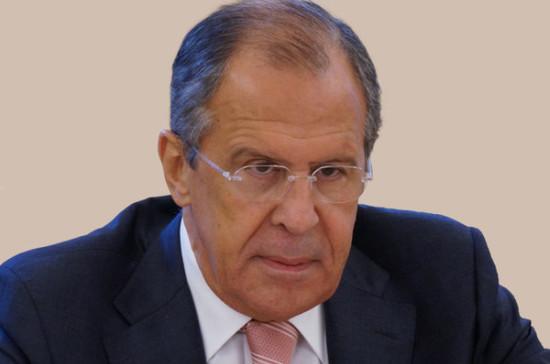 Сергей Лавров обсудил сгоссекретарем США запуск ракеты КНДР