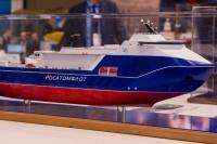 Ледокол «Лидер» отправится в первый рейс в мае 2019 года