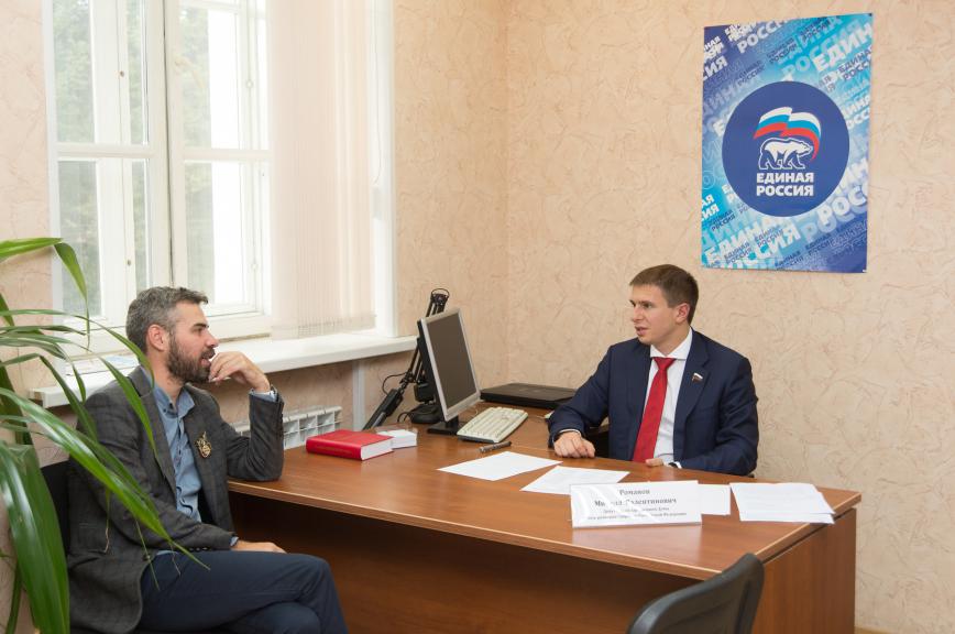 Депутат Романов инициирует проверку в отношении петербургской больницы, где скончался пациент