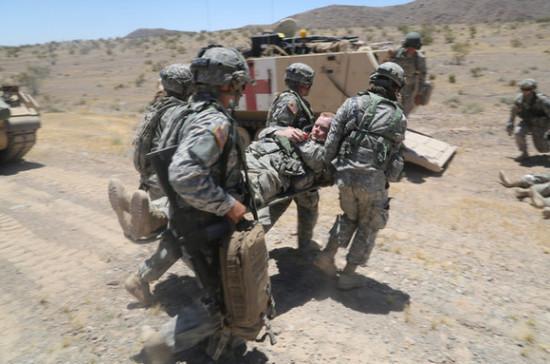 США увеличили число своих военных в Афганистане