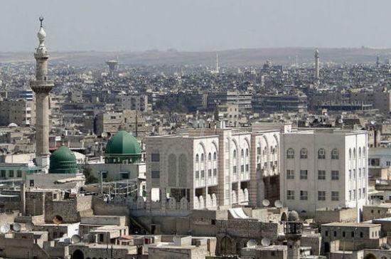 Самолеты международной коалиции нанесли удар по конвою боевиков ИГ в Дейр эз-Зор