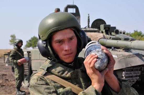 Российская армия вошла в тройку самых сильных в мире