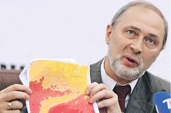 Вильфанд: глобальное потепление ускорилось на территории России