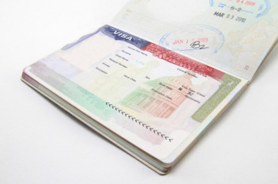 Россияне смогут оформить визы США в других странах