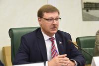 Косачев допустил несимметричный ответ России на решение США по диппредставительствам