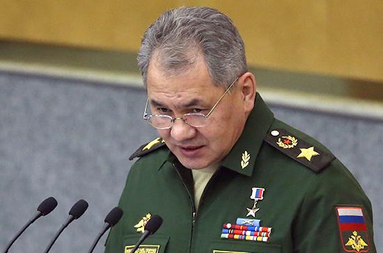 Шойгу связал гарантии независимости России с освоением Арктики