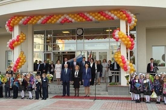 Валентина Матвиенко пообещала, что в России будут строить только правильные школы