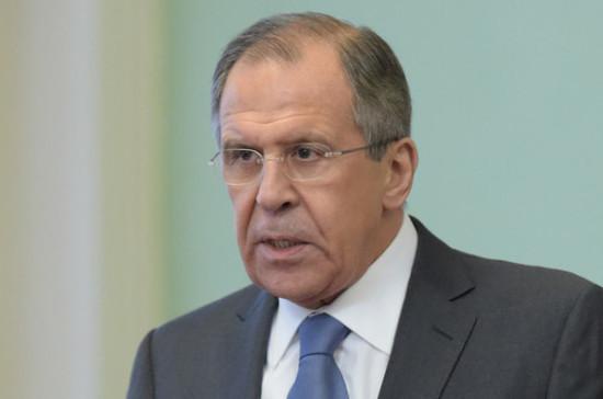 Лавров надеется, что здравый смысл восстановит отношения России и Евросоюза