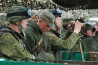 Украина проведёт военные маневры параллельно с российско-белорусскими учениями «Запад-2017»