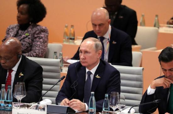 Путин второй год подряд пропустит сессию Генассамблеи ООН
