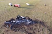 СК возбудил уголовное дело по факту крушения Ан-2 в Подмосковье