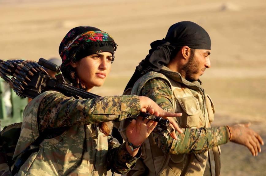 СМИ: курды взяли под контроль 65 процентов Ракки
