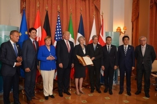 В G7 призвали КНДР отказаться от ракетно-ядерной программы