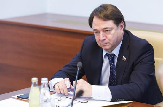 Ужесточение ответственности за нелегальный ввоз ювелирных изделий может принести результаты, сказал сенатор Шатиров