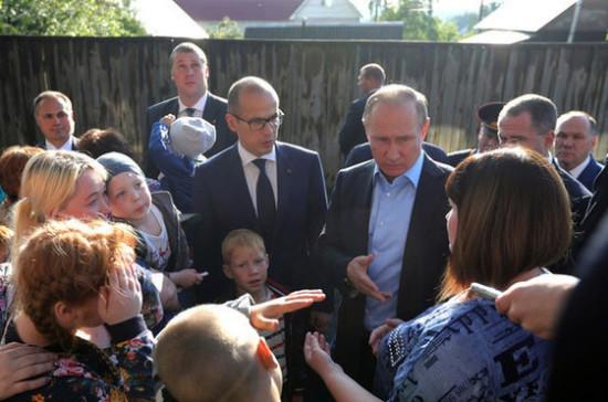 Бречалов недоволен, что переселение из ветхого жилья Удмуртии выполнено на 94 процента
