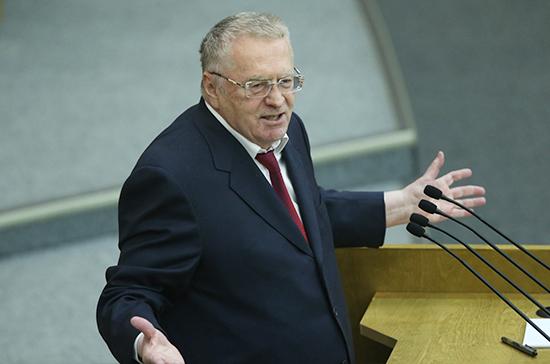 ВМИД Российской Федерации ответили Жириновскому напредложение поменять Лаврова