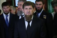 Кадыров поблагодарил Путина за реакцию на происходящее в Мьянме