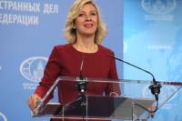 Захарова ответила на слова Жириновского о смене главы МИД