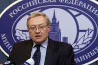 Рябков обвинил США в «государственном хулиганстве»