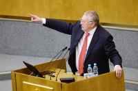 Жириновский предложил сменить главу российского МИД