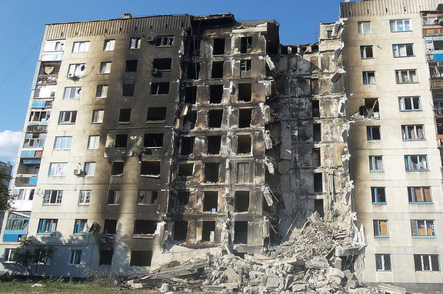 Украина готова рассмотреть предложение РФ по миротворцам в Донбассе