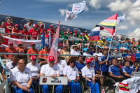 В Крыму открылся Всероссийский фестиваль инвалидов «Пара-Крым 2017»