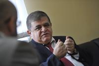 Джабаров заявил, что ввод миротворцев в Донбасс позволит реализовать Минские соглашения