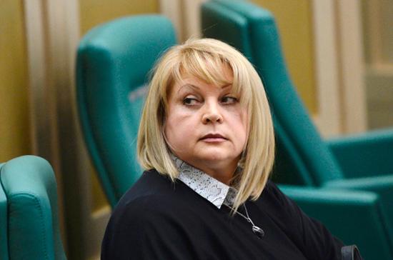 Памфилова предложила Мосгоризбиркому подать в суд на депутата Рашкина