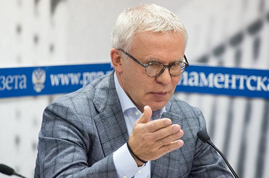Фетисов назвал трагедией неучастие российских следж-хоккеистов в Паралимпиаде-2018